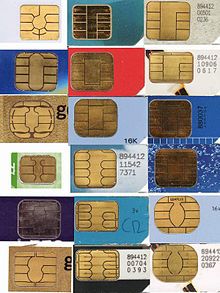 Chip-based credit cards chips