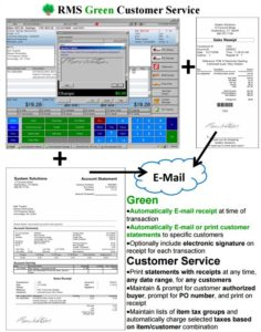 RMS Green Customer Service